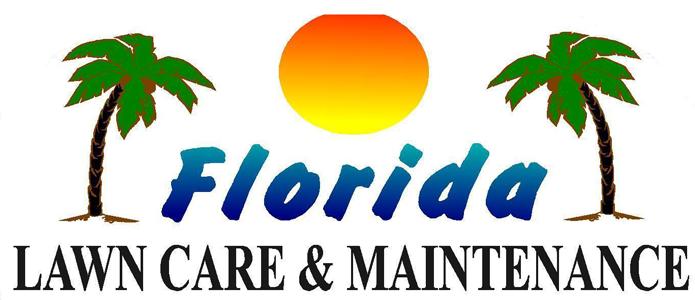 Florida Lawncare & Maintenance Inc. Logo